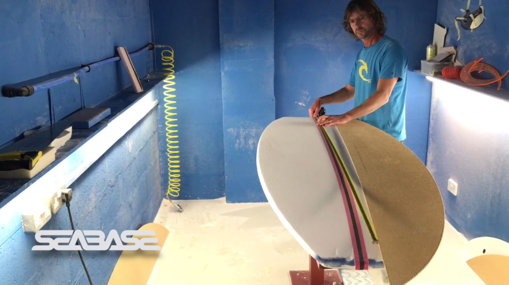 How to template a surfboard