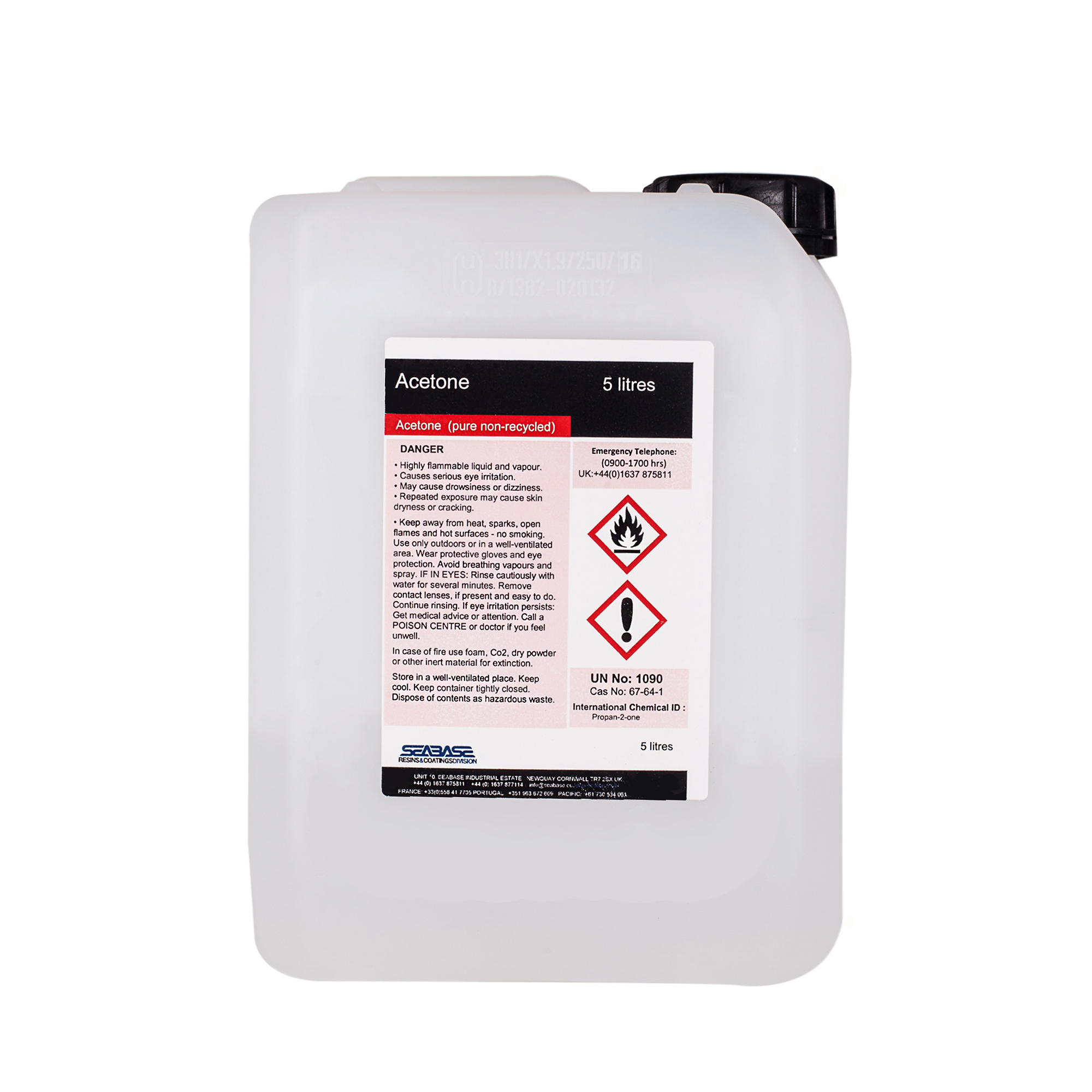 Solvents Amp Cleaners Seabase