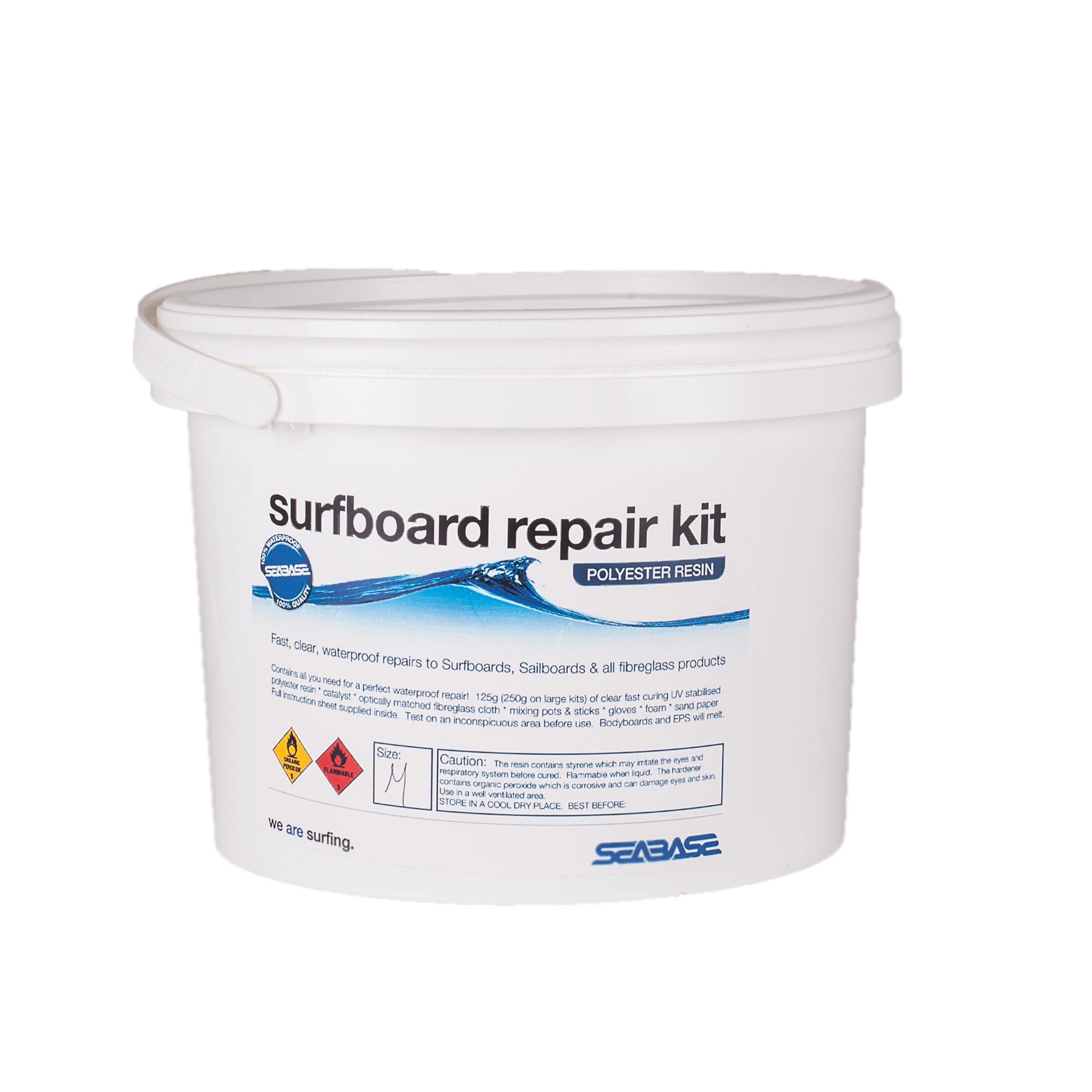 Repair Kit - Medium Polyester Resin