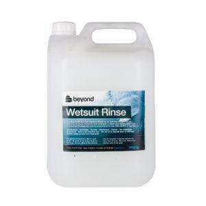 Wet Suit Rinse